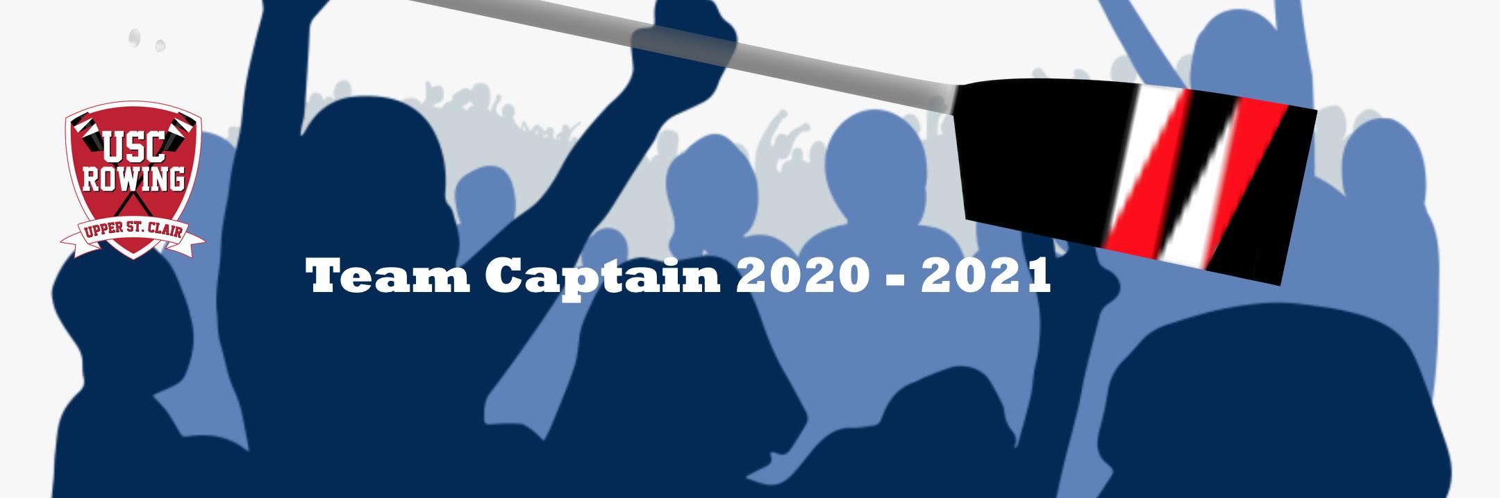 USC Rowing Team Captain election