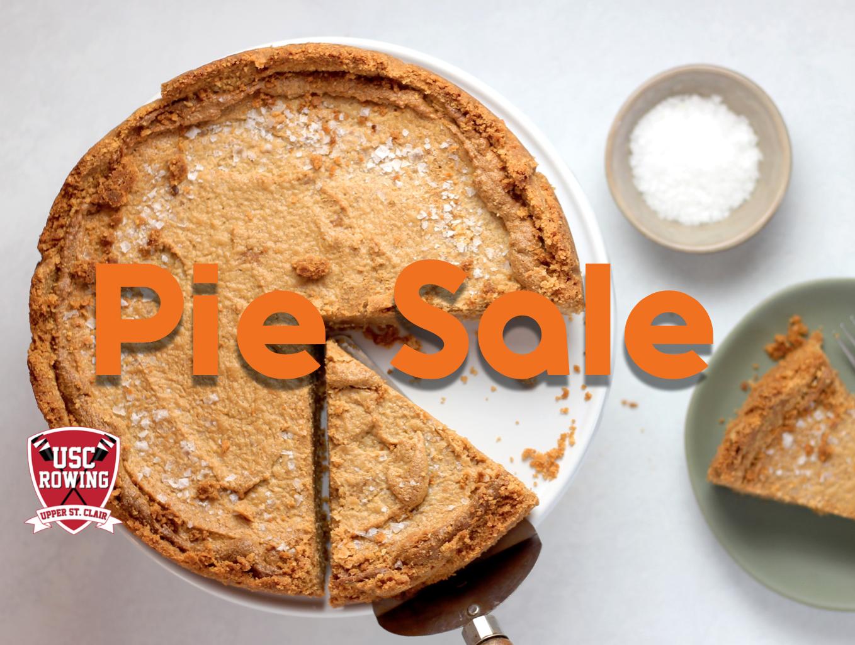 USC Rowing CREW Pie Sale Fall 2020